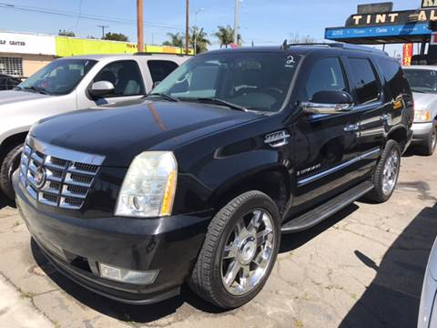 2007 Cadillac Escalade for sale at Auto Emporium in Wilmington CA