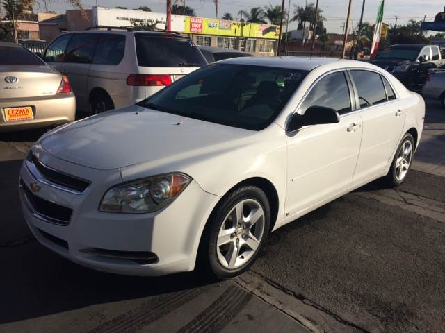 2009 Chevrolet Malibu for sale at Auto Emporium in Wilmington CA