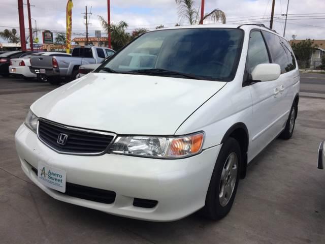 2000 Honda Odyssey for sale at Auto Emporium in Wilmington CA