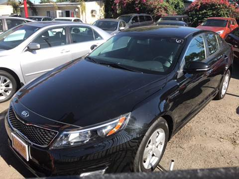 2015 Kia Optima for sale at Auto Emporium in Wilmington CA
