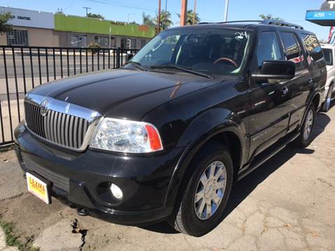 2003 Lincoln Navigator for sale at Auto Emporium in Wilmington CA