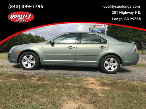 2008 Ford Fusion for sale in Longs, SC