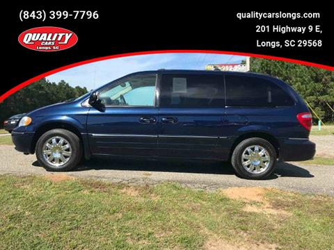 2006 Chrysler Town and Country for sale in Longs, SC