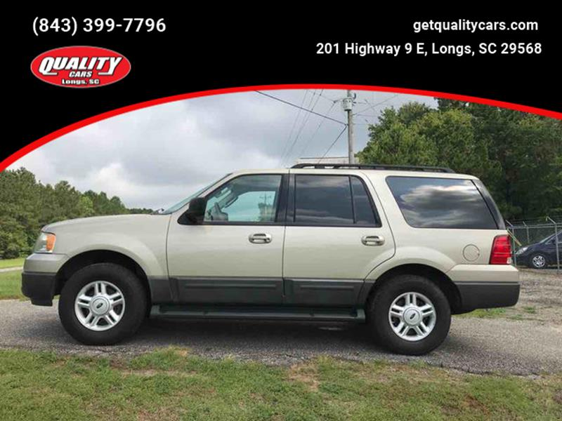 Ford Expedition For Sale At Quality Cars In Longs Sc