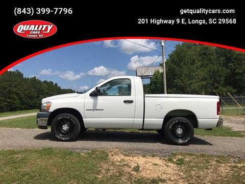 2006 Dodge Ram Pickup 1500 for sale in Longs, SC