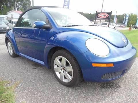 2007 Volkswagen New Beetle for sale in Longs, SC