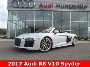 Audi R8 For Sale  Carsforsalecom