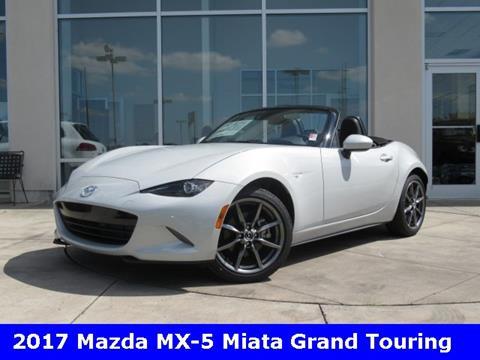 2017 Mazda MX-5 Miata for sale in Huntsville, AL