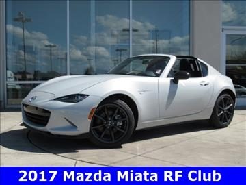 2017 Mazda MX-5 Miata RF for sale in Huntsville, AL