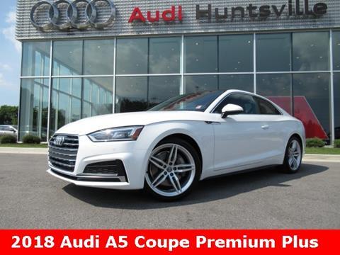 2018 Audi A5 for sale in Huntsville, AL