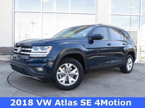 2018 Volkswagen Atlas for sale in Huntsville, AL