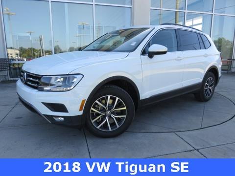 2018 Volkswagen Tiguan for sale in Huntsville, AL