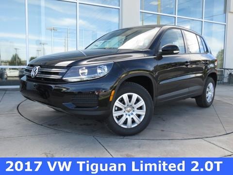 2017 Volkswagen Tiguan Limited for sale in Huntsville, AL