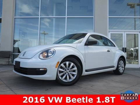 2016 Volkswagen Beetle for sale in Huntsville, AL