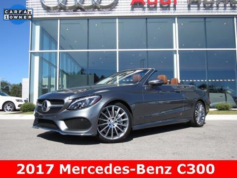 2017 Mercedes-Benz C-Class for sale in Huntsville, AL