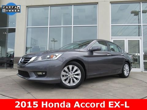 2015 Honda Accord for sale in Huntsville, AL