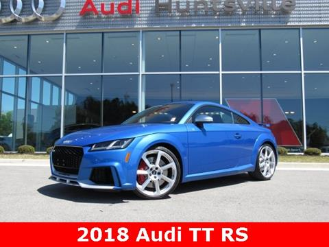 New Audi TT RS For Sale In Hawaii Carsforsalecom - Audi hawaii