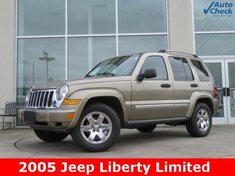 2005 Jeep Liberty for sale in Huntsville, AL