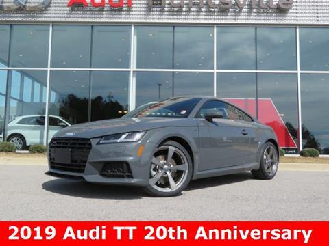 New Audi Tt For Sale In Mobile Al Carsforsalecom