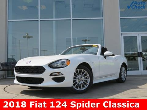2018 FIAT 124 Spider for sale in Huntsville, AL