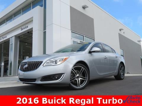 2016 Buick Regal for sale in Huntsville, AL