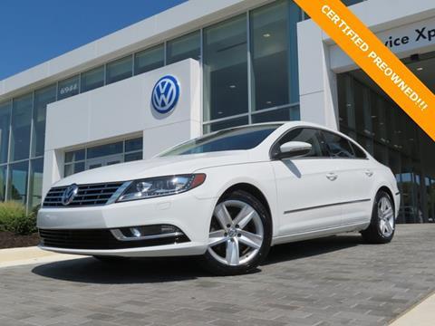 2017 Volkswagen CC for sale in Huntsville, AL