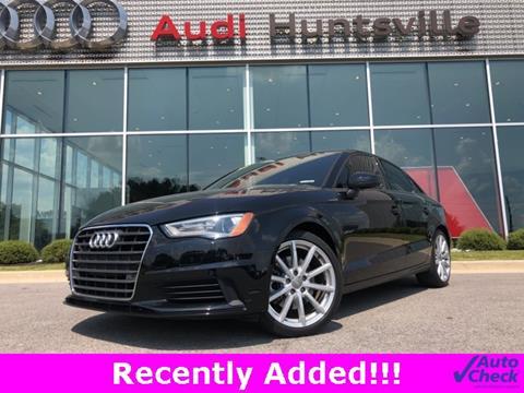 2016 Audi A3 for sale in Huntsville, AL