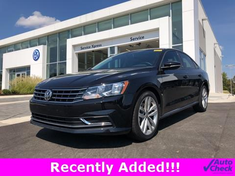 2019 Volkswagen Passat for sale in Huntsville, AL