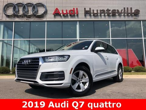 2019 Audi Q7 for sale in Huntsville, AL
