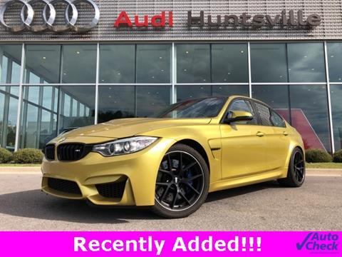 2016 BMW M3 for sale in Huntsville, AL