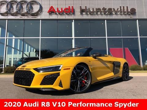 2020 Audi R8 for sale in Huntsville, AL