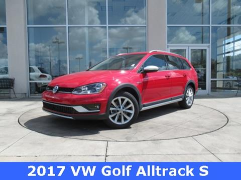 2017 Volkswagen Golf Alltrack for sale in Huntsville, AL