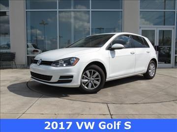 2017 Volkswagen Golf for sale in Huntsville, AL