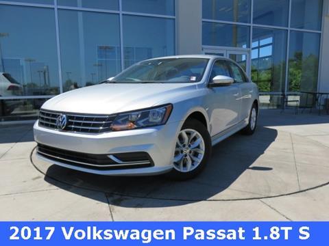 2017 Volkswagen Passat for sale in Huntsville, AL