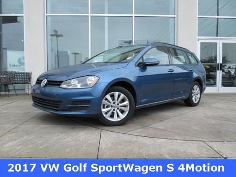 2017 Volkswagen Golf SportWagen for sale in Huntsville, AL