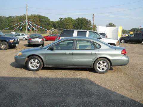 2006 Ford Taurus for sale in Princeton MN