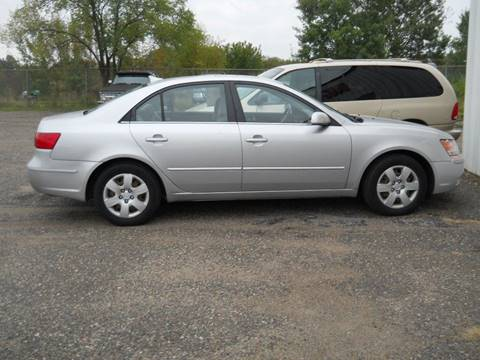 2009 Hyundai Sonata for sale in Princeton, MN
