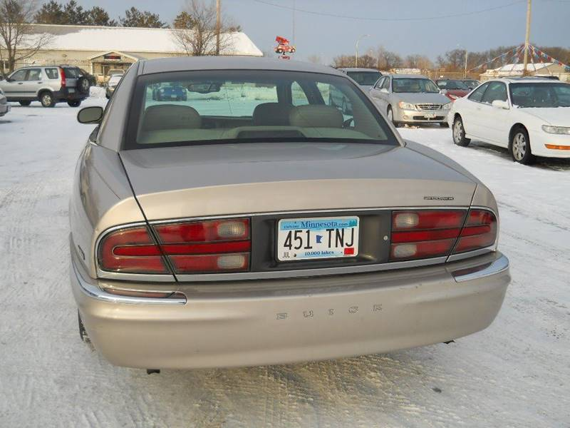 1998 Buick Park Avenue Ultra Supercharged 4dr Sedan In Princeton Mn