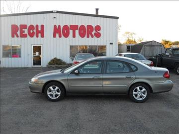 2002 Ford Taurus for sale in Princeton, MN