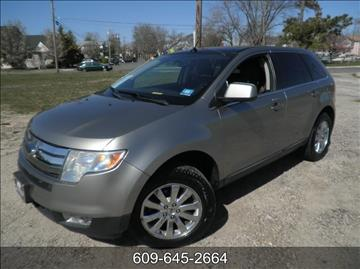 2008 Ford Edge for sale in Pleasantville, NJ