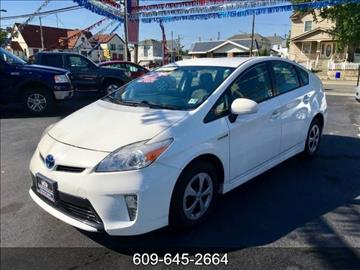 2012 Toyota Prius for sale in Pleasantville, NJ
