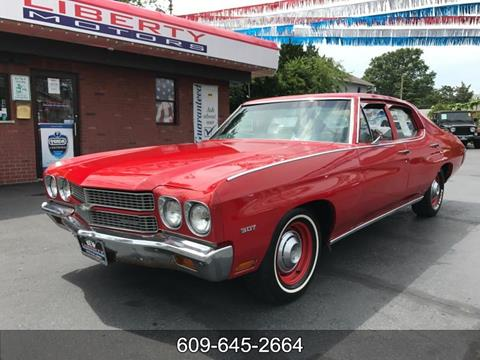 1970 chevrolet malibu for sale for Liberty motors pleasantville new jersey