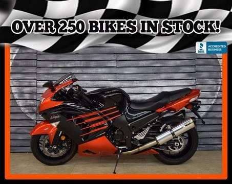 2014 Kawasaki Ninja ZX-14R ABS for sale in Mesa, AZ