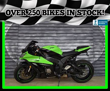 2014 Kawasaki Ninja ZX-10R For Sale in Sewell, NJ - Carsforsale.com