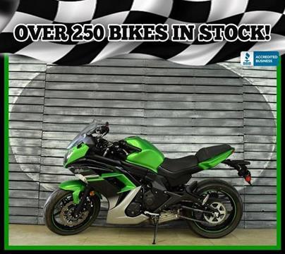 Kawasaki Ninja 650 For Sale in Mesa, AZ - Sportbikemadness com