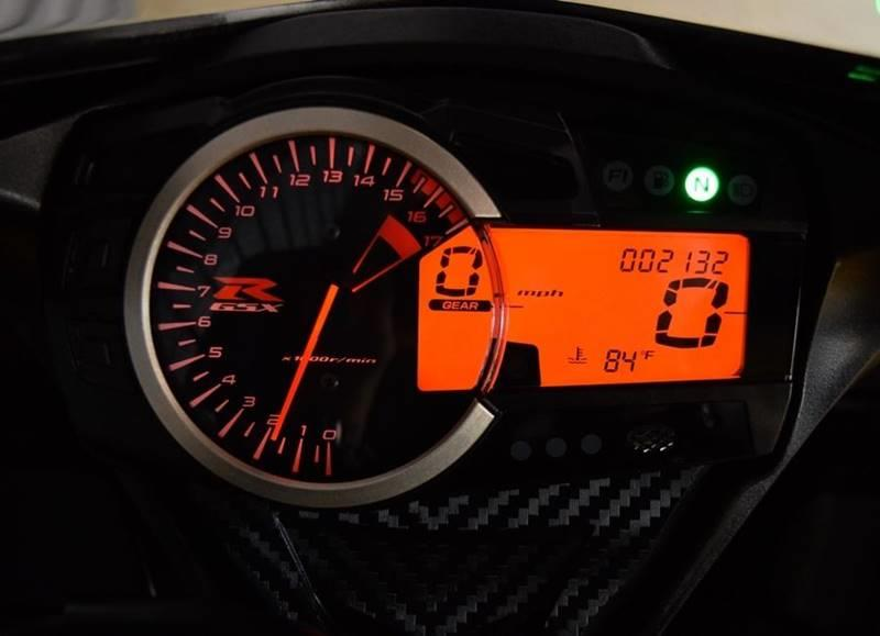 2017 Suzuki Gsx-R600 In Mesa AZ - Sportbikemadness com