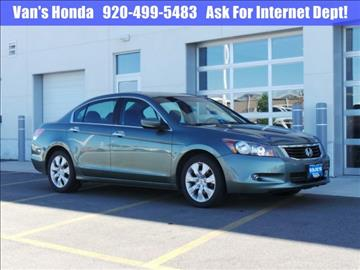 2009 Honda Accord for sale in Green Bay, WI