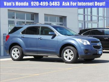 2011 Chevrolet Equinox for sale in Green Bay, WI