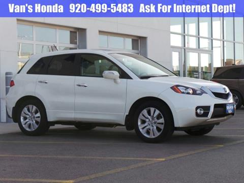2011 Acura RDX for sale in Green Bay WI