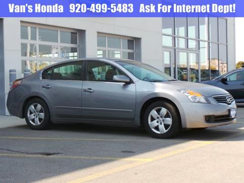 2008 Nissan Altima for sale in Green Bay, WI